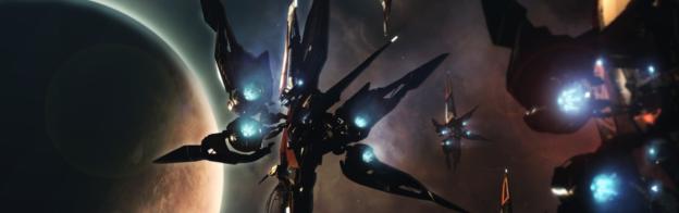 Доступна версия Star Citizen Alpha 2.3!