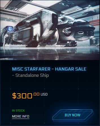 buy ship starfarer