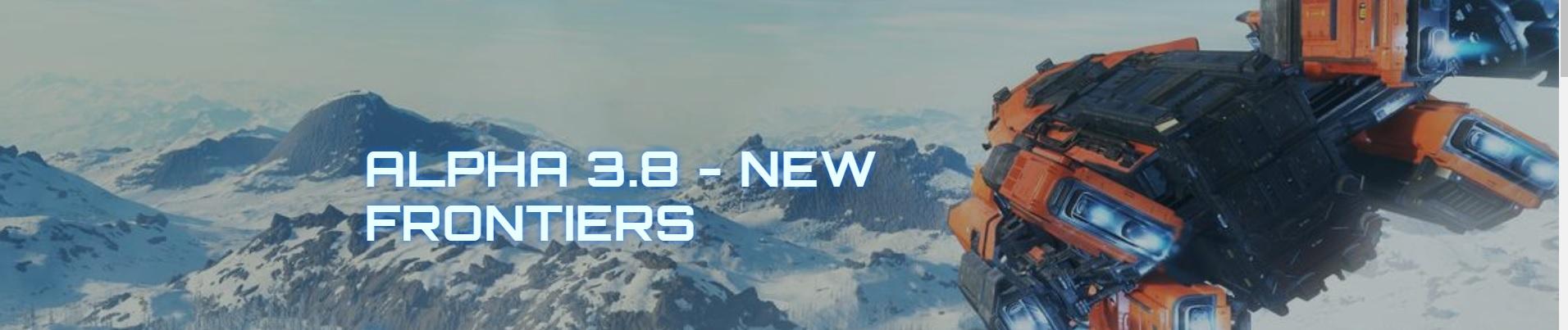 [Release 3.8 Alpha] Вышла новая версия Star Citizen