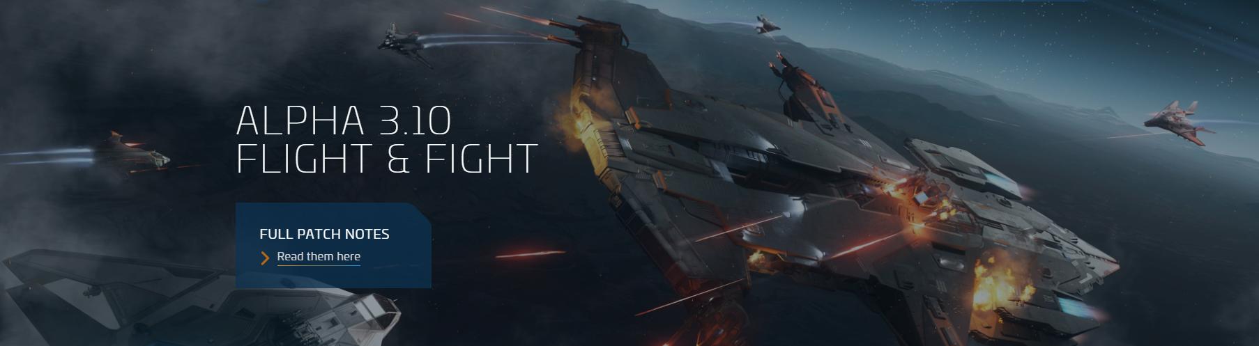 [Release 3.10. Alpha] Вышла новая версия Star Citizen